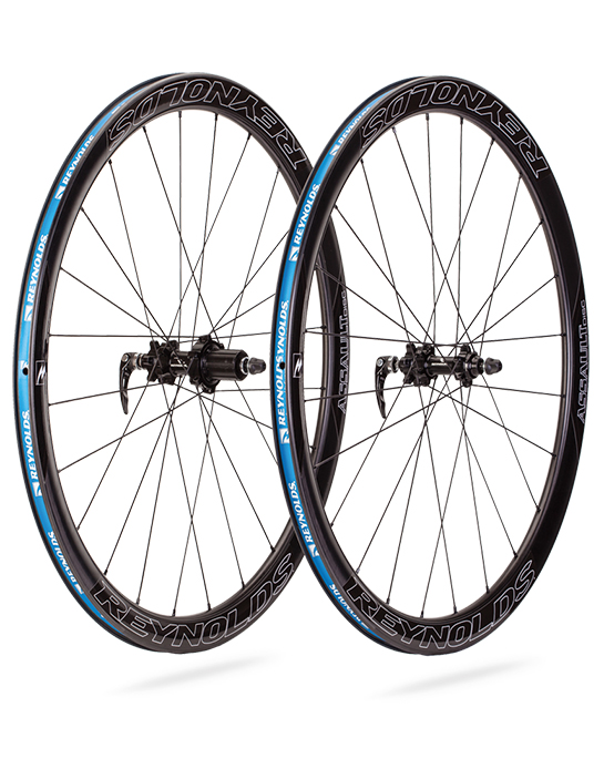Reynolds Assault Carbon Disc Road wheels