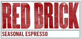 New Square Mile Red Brick coffee blend brewing now!