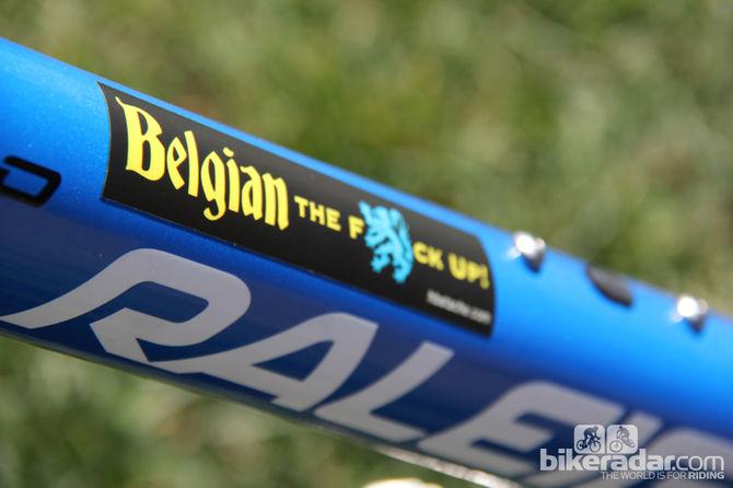 Berden's BadAss new CX Whip!