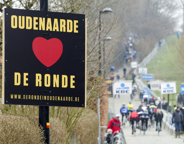 BELGIUM CYCLING RONDE VAN VLAANDEREN AMATEURS