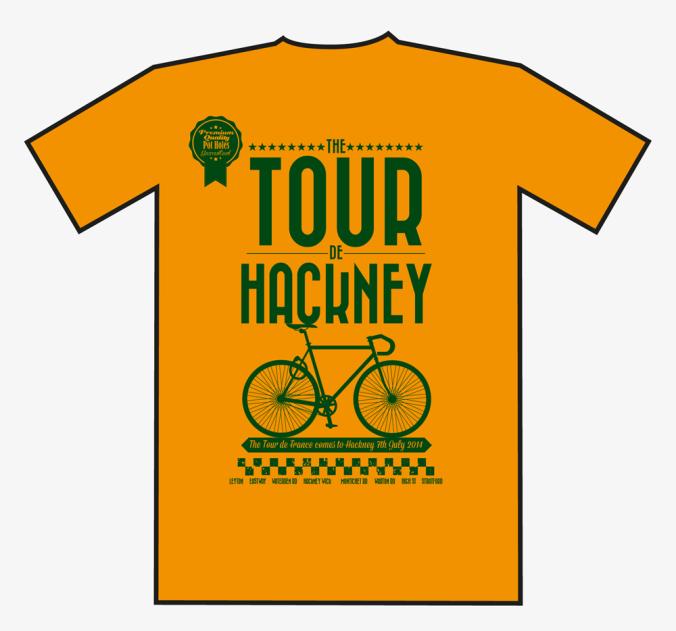 FINAL Tour de Hackney Orange